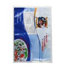 three side seal pouch, three sides bag