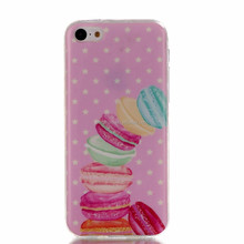 best selling Accessories Factory For Iphone 5C Phone Case Carton Cute Silicone Rubber TPU Soft For Iphone 5C Phone Case printing