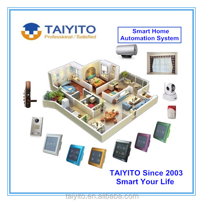2016 TYT Zigbee Technology Bidirectional Wireless home automation knx/iot/internet of things switch