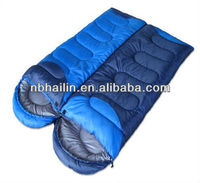 Sleeping Bags Splicing Sleep Sack Camping Polyester Sleeping Bags