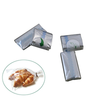 PET food grade high temperature safe cooking roasting oven bags
