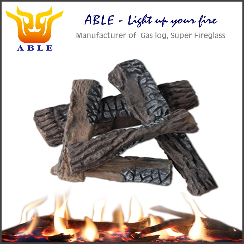 ABLE Gas log fires