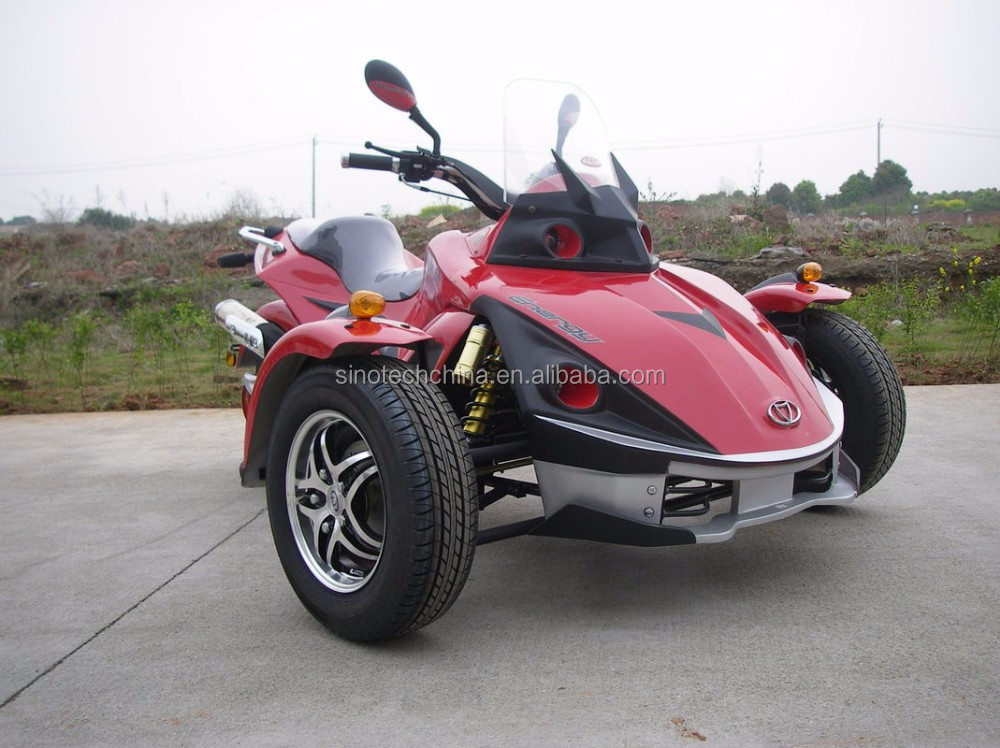 Chinese factory supplier Majesty 200CC EEC gas powered 125cc three wheel scooter