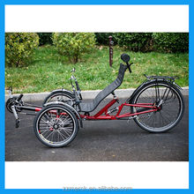 adult pedal go cart 3 wheel bike for leisure
