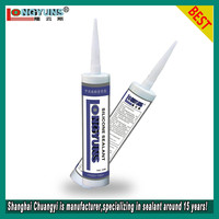 CY-993 single component silicone sealant tube for joint sealing