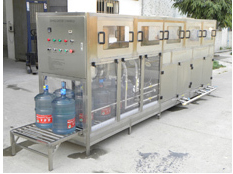 Good price high quality automatic glass bottle filling machine/soda pet bottle filling line
