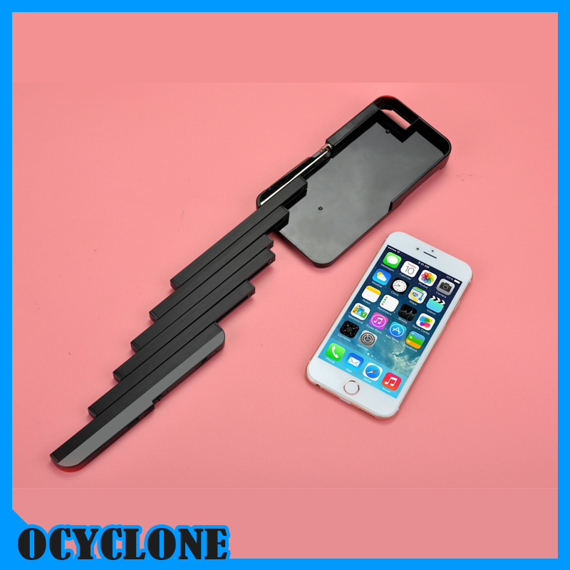 Remote Selfie Stick Case Cover Luxury For iPhone 6 6S