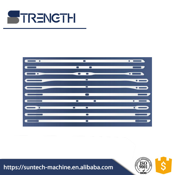 STRENGTH PP Fabric Loom Flat Heald Wire