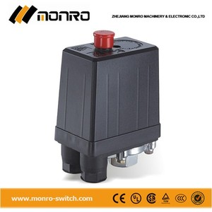 automobile air conditioning pressure switch