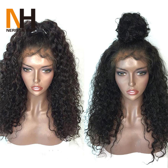 Brazilian Natural Afro Kinky Lace Wig Human Hair For Sale In Jeddah,Real Hair Wigs