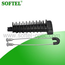 [Skype: softel009 ] Preformed tension clamp for optical fiber cable