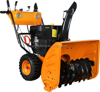 Newly 150HP Snow Cleaning Machine snow sweeper
