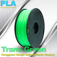 High quality 1.75mm pla imprimante 3d filament glow in the dark for sale