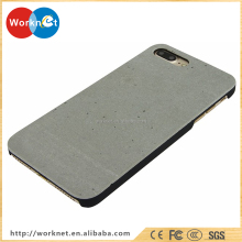 2017 factory cheap price pc+cement cell phone hard case for iphone 7 7Plus, for iPhone 7 hard case cement
