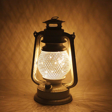 ML-2644 Good Quality Low Price Decorative Metal Antique Kerosene Lantern