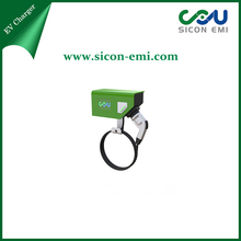 Single phase wall mounted EV charger for Electric Vehicle