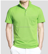 hiqh quality 100% cotton pique mens customized blank polo t shirts