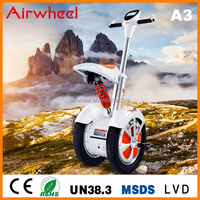 off road personal transporter Airwheel A3 2 wheel balance electric motorcycle