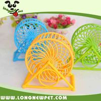 Best Hamster Toy Quiet Plastic Hamster Wheel