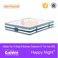Bedroom Sleep High Density Foam Spring Mattress S8337#