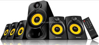 New arrive JNP-S-B353U-PI subwoofer 5.1 channel Active Multimedia Speaker System,good quality home theater speaker