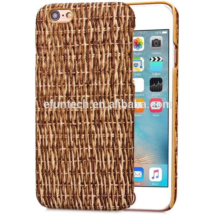 3D vines grain style plain golden silver cell phone case for iphone 6 6s