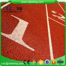 Athletic Rubber Running Track Material