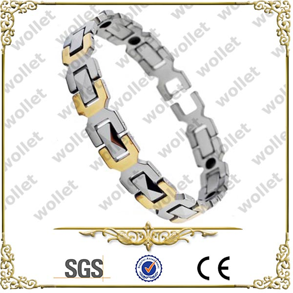 Fashionable Gold Plated Tungsten 2013 Bracelet Trend