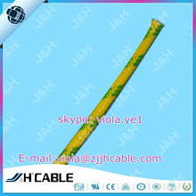 UL3071/UL3122 silicone fiber glass braided wire UL certification rohs inmetro