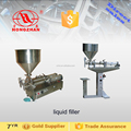 Single or double heads cooking oil filling machine