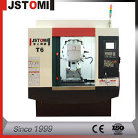 China Suppliers 5 Axis Mini Small Hobby CNC Milling Machine For Sale