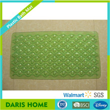 Anti Slip Oval Bathtub Pvc Bathroom Mat Non Slip