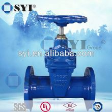 chain wheel gate valve - SYI GROUP