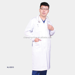 new white lab coat for medical hospital uniforms doctor gown