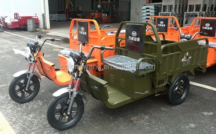 FACTORY PRICE 1000W CARGO ELECTRIC TRICYCLE ADULTS/ WHOLESALE 800W 1000W NEWEST MODEL BAJAJ THREE WHEELER FOR SALE