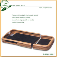 new coming for iPhone 5C hard case, for iphone 5c bamboo wood case, best case for iphone 5c oem logo china manufacture