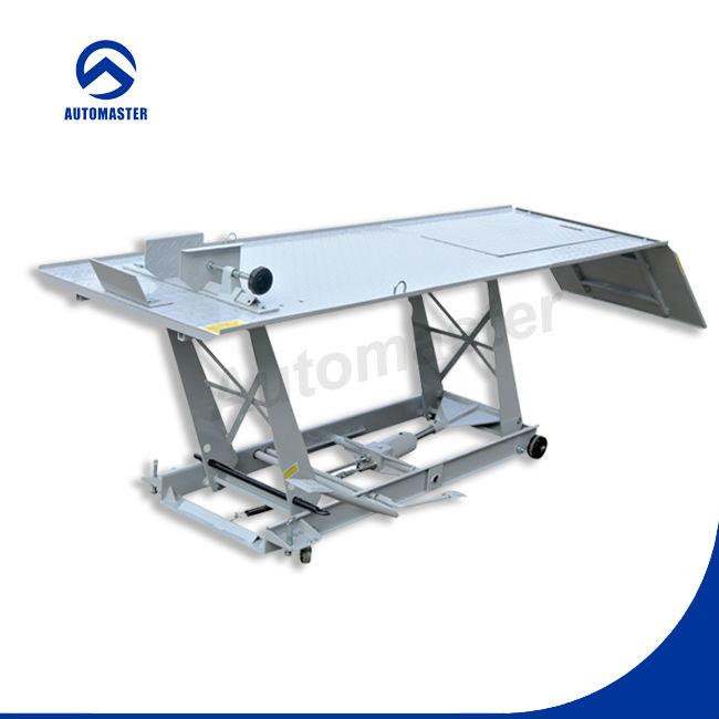 1000lb hydraulique table l vatrice ascenseurs moto for Table elevatrice moto