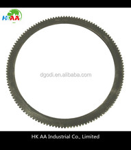 Professional custom flywheel ring gear used for welding machine parts manufacturer