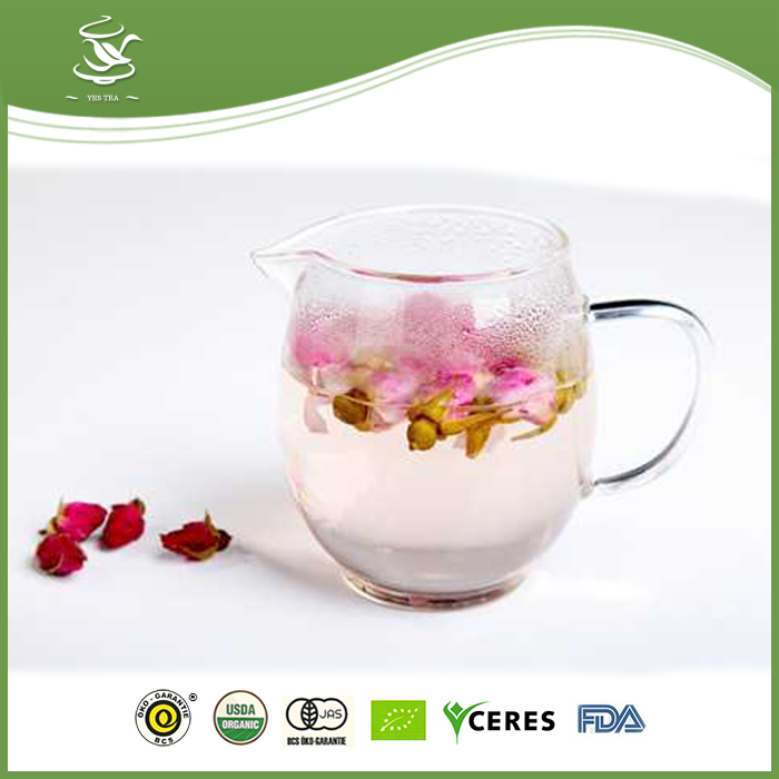 China Supplier Pure Rose Flower Tea