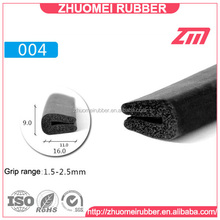 Cabinet Door rubber Seal U Strips