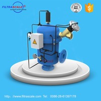 Micron water purification plants automatic self cleaning filter