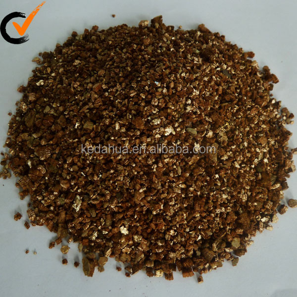 Exfoliated Golden Vermiculite For Hydroponics