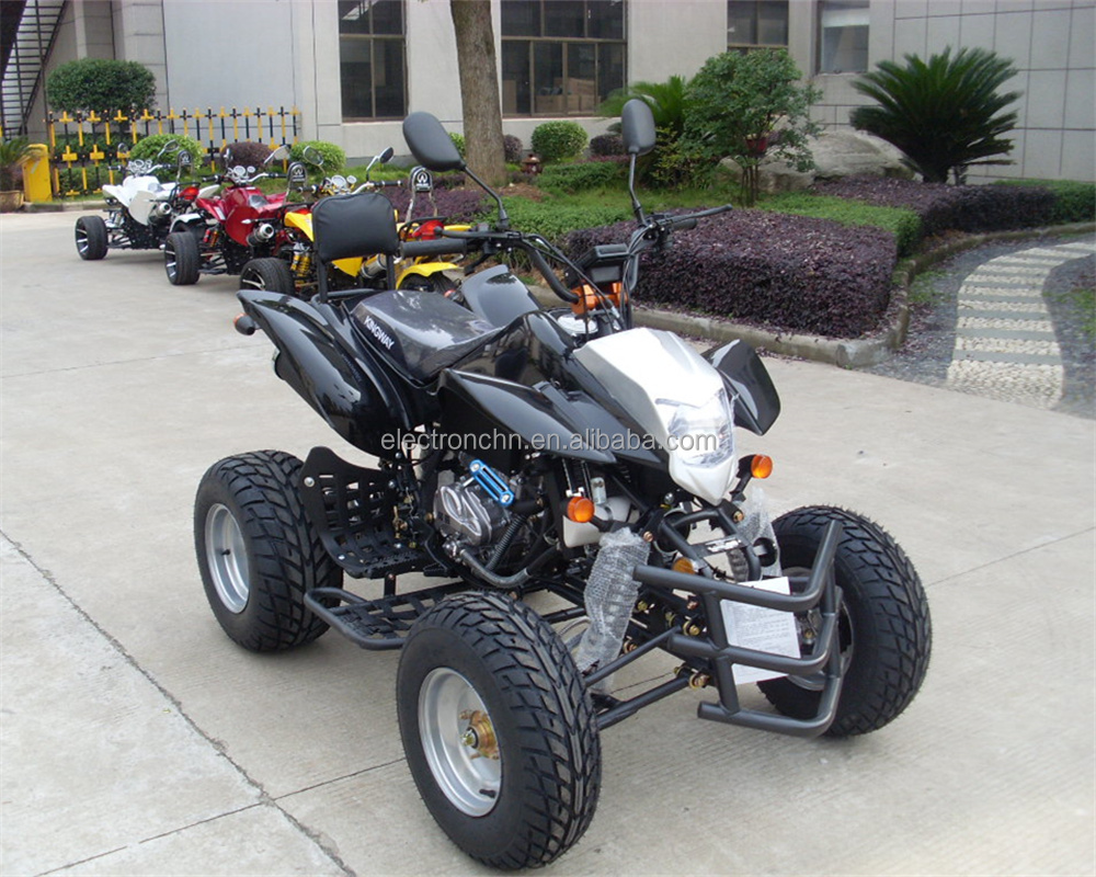 CE EEC Approved 4-Stroke 200cc Optional ATV with Water cooled engine