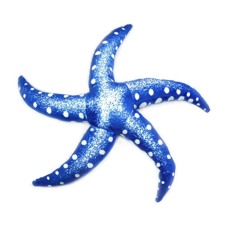 Best Selling Real Sea Star Plush Toy Stuffed Sea Animal Toy