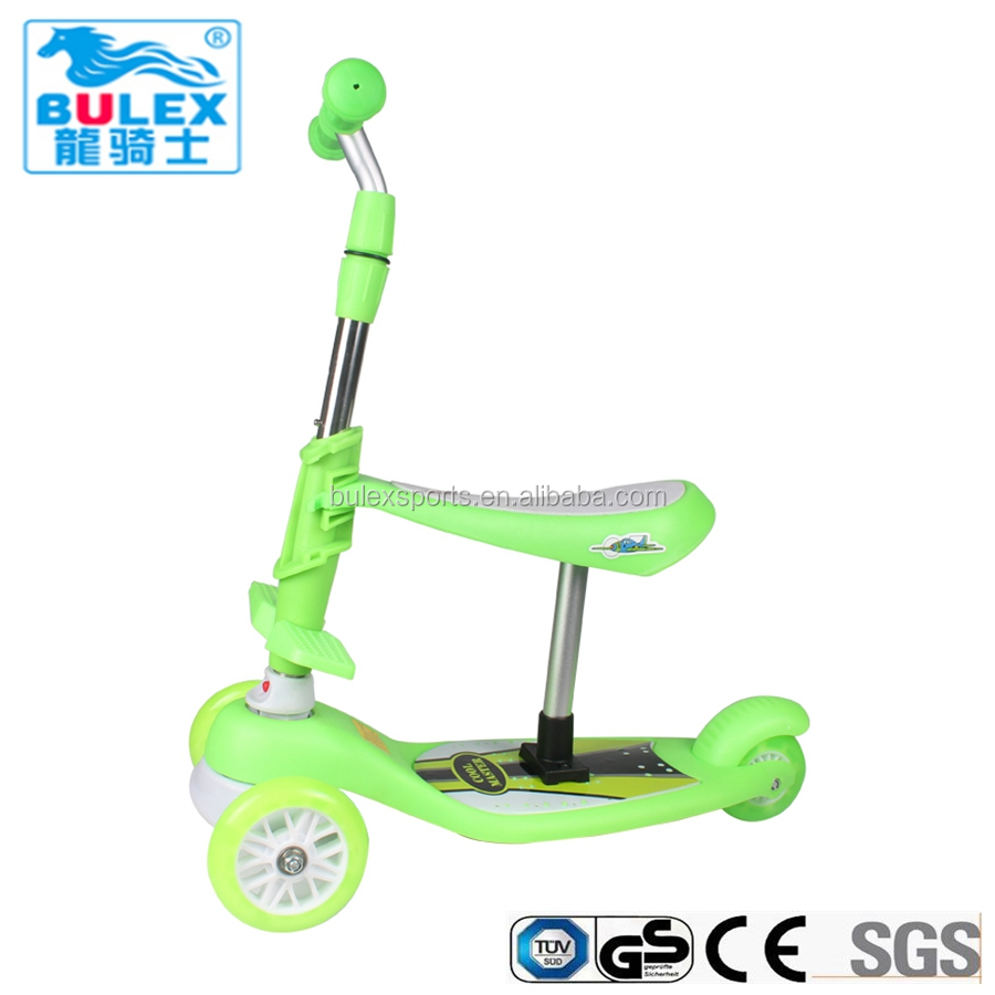 Fashion design trix foot scooter for kids