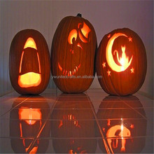new design custom foam large plastic halloween pumpkin