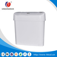Best Price Durable Wholesale Flame Resistant Material Plastic15 L Electronic Lady /Female Waste Bins CD-7002A
