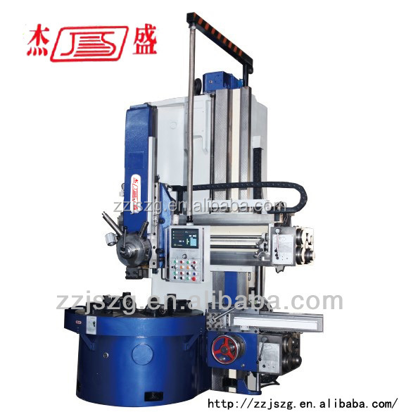 C5112 China single column vertical turret lathe conventional VTL vertical lathe machine