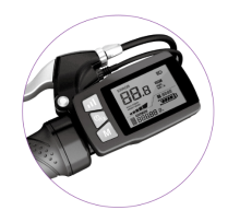 wxing Integrated Intelligent speed meter for E-bike