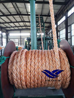 2016 96MM PP And PE Combination Mooring Rope
